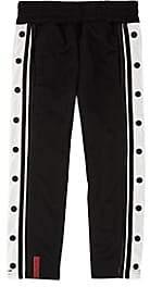 Haus of JR Kids' Tech-Knit Track Pants-Black
