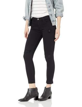 J Brand Jeans Women's 835 Mid Rise Crop Skinny