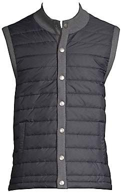 Barbour Men's Essential Quilted Vest