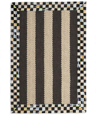 MacKenzie-Childs Stripe Rug, 2' x 3'