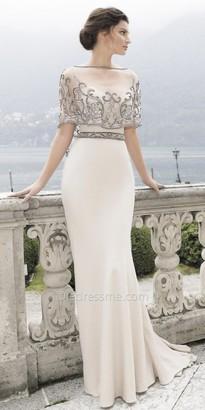 Tarik Ediz Ica Evening Dress $1,164 thestylecure.com