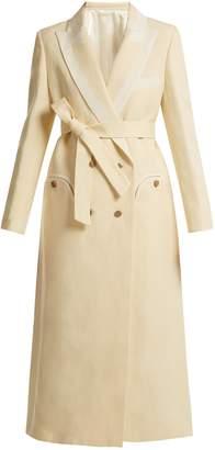 Blend of America BLAZÉ MILANO Savannah linen and silk coat