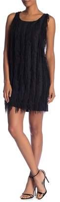 Molly Bracken Fringe Detail Dress