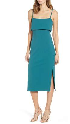 Leith Sleeveless Midi Dress