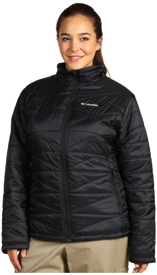 Columbia Plus Size Mighty Litetm III Jacket Women's Coat