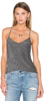 House of Harlow x REVOLVE Remi Cross Back Cami $138 thestylecure.com
