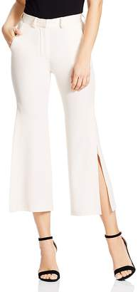Haute Hippie Audrey Flared Cropped Pants