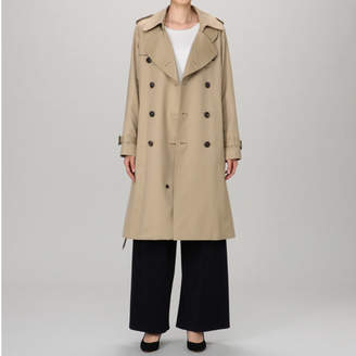 Beautiful People (ビューティフル ピープル) - Beautiful People Ultimate Pima Twill Long Trench Coat