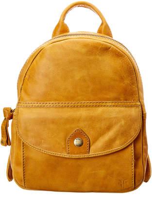 Frye Melissa Mini Leather Backpack