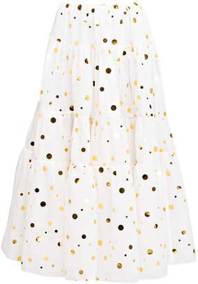 Bambah Polka Peasant Skirt