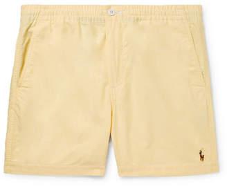 bbc0c504fe Polo Ralph Lauren Prepster Cotton Oxford Shorts