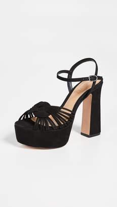 Schutz Anselma Platform Sandals