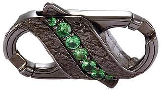 Stephen Webster 'England Made Me' tsavorite sapphire bead bracelet