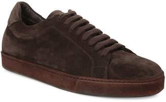 Vince Men's Noble Sport Suede Low-Top Sneakers