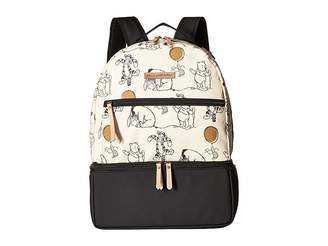 Petunia Pickle Bottom Winnie the Pooh and Friends Axis Backpack