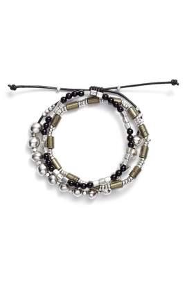 Treasure & Bond Semiprecious Stone Beaded Bracelet