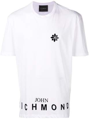 John Richmond logo printed T-shirt