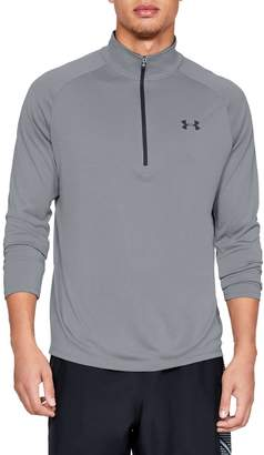 Under Armour Tech Half-Zip Long-Sleeve Top