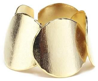 Oscar de la Renta Disk Bracelet