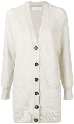 Pringle v-neck buttoned cardigan