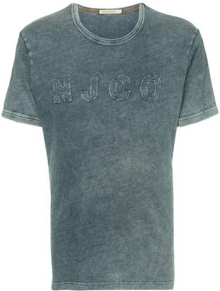 Nudie Jeans logo T-shirt