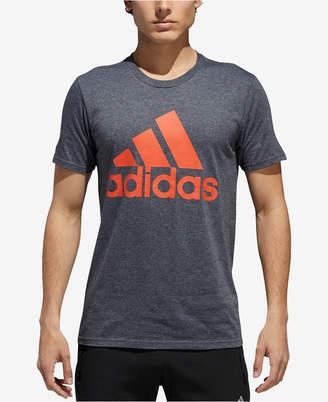 adidas Men's ClimaLite Logo T-Shirt