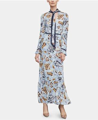 BCBGMAXAZRIA Floral-Print Maxi Dress
