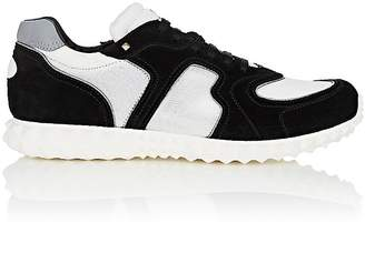 Valentino Men's Soul AM Suede & Mesh Sneakers