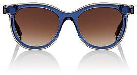 Thierry Lasry Women's Vacancy Sunglasses-Blue
