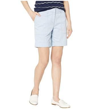 Jones New York Shorts w/ Roll Cuff