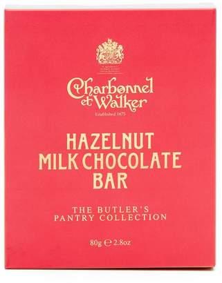 Charbonnel et Walker Butlers Pantry Hazelnut Milk Chocolate Bar 80G