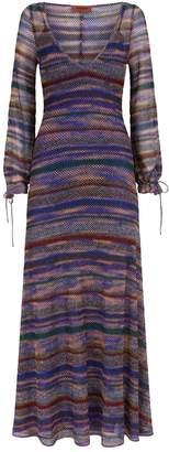 Missoni Lurex Space Dye Maxi Dress