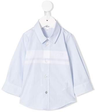 HUGO BOSS graphic stripe shirt