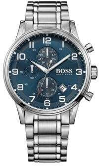 BOSS Mens Chronograph Aeroliner 1513183 Watch