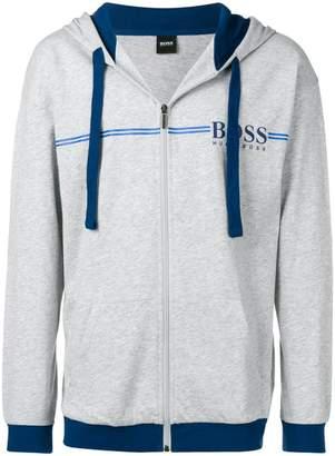 b6e6e8bee Boss Hooded Sweatshirt - ShopStyle UK