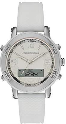 Skechers Women's SR6004 Analog-Digital Display Quartz Watch