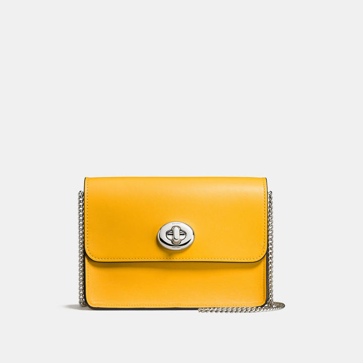 Coach   COACH Coach Bowery Crossbody In Refined Calf Leather