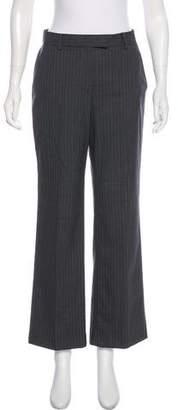 Brooks Brothers Pinstripe Wool Pants