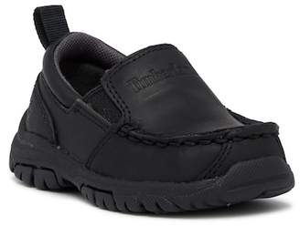 Timberland Discovery Pass Moc Toe Slip-On Shoe (Toddler & Little Kid)