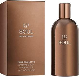 Gap Soul Homme By Cologne 3.4 Oz / 100 Ml Eau De Toilette Spray