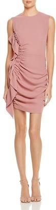 AQ/AQ Macey Ruffle Dress $155 thestylecure.com