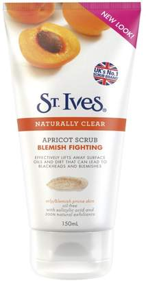 St. Ives Blemish Fighting Apricot Face Scrub 150ml