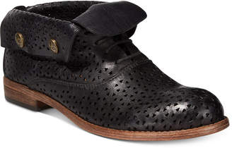 Patricia Nash Sabrina Perforated Ankle Booties Women's Shoes