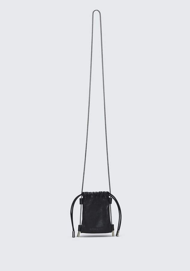 Alexander Wang RYAN NECK POUCH SMALL LEATHER GOOD