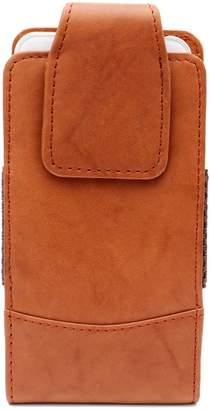 Ashlin Leather Magnetic Flap Phone Case