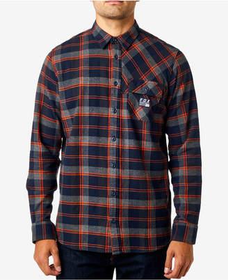 Fox Men's Drezzy Plaid Flannel Shirt
