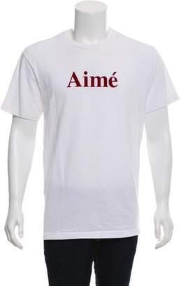 3c5af32b Leon Aimé Dore Short Sleeve Scoop Neck T-Shirt