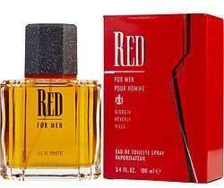 Giorgio Beverly Hills Red By Edt Spray 3.4 Oz