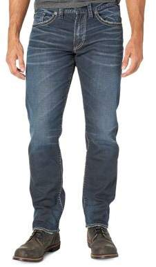 Silver Jeans Tapered Leg Denim Pants