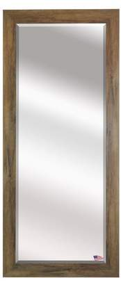 Co Darby Home Rustic Rectangule Beveled Wall Mirror